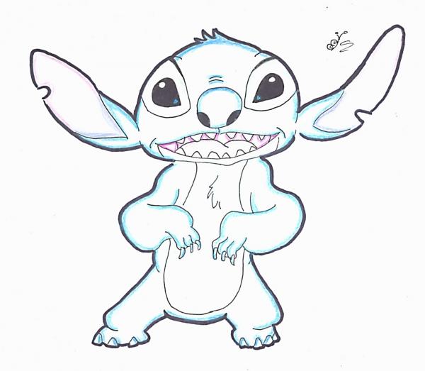 Lilo & Stitch par Papillondepassage